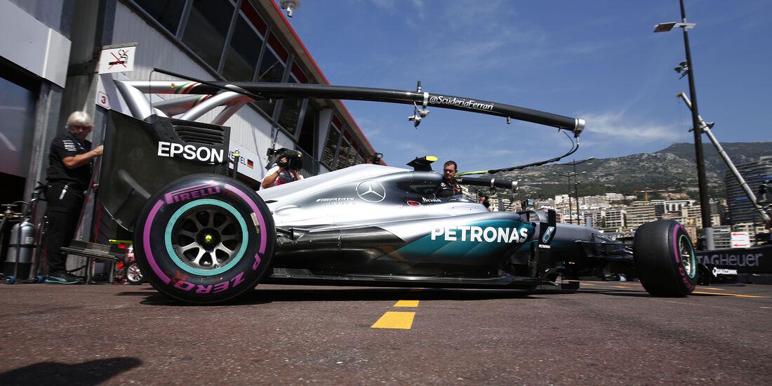 Nico Rosberg - Mercedes - GP Monaco - Formel 1 - 28. Mai 2016