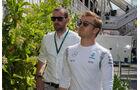 Nico Rosberg - Mercedes - GP Spanien 2016 - Barcelona - Sonntag - 15.5.2016
