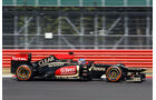 Nicolas Prost - Lotus - Young Drivers Test - Silverstone - 19. Juli 2013