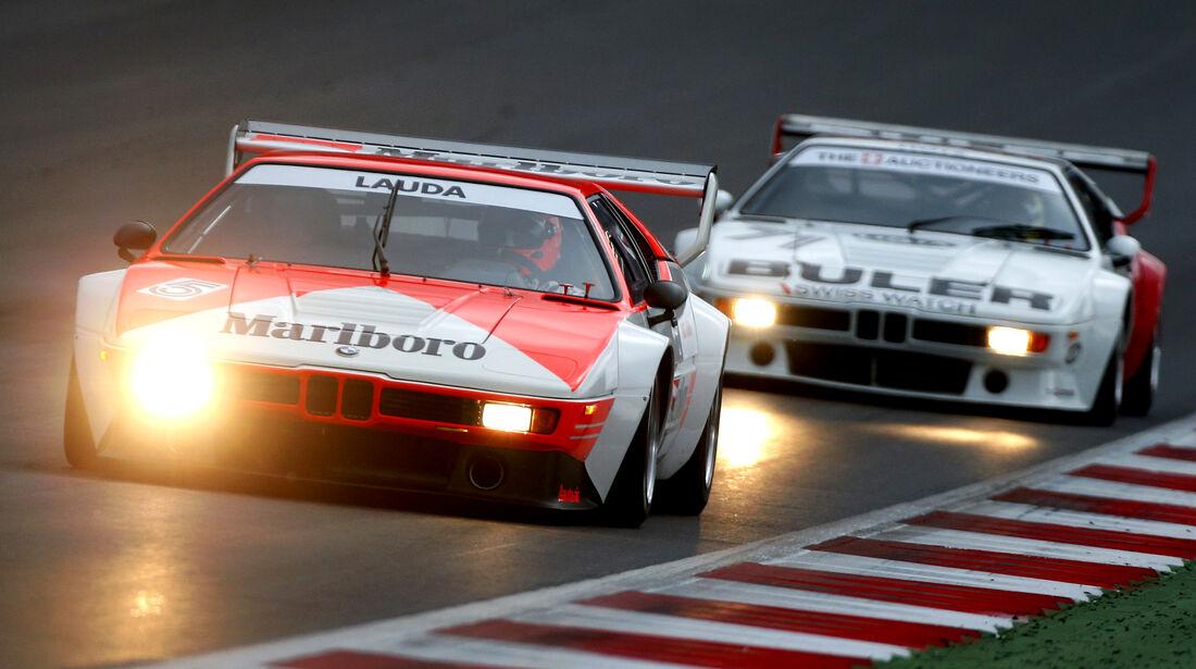 Niki Lauda - BMW M1 Procar - Spielberg - 2016