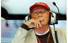 Niki Lauda - Formel 1 - GP Kanada - Montreal - 6. Juni 2014