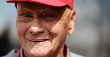 Niki Lauda - Formel 1 - GP Monaco - 27. Mai 2016
