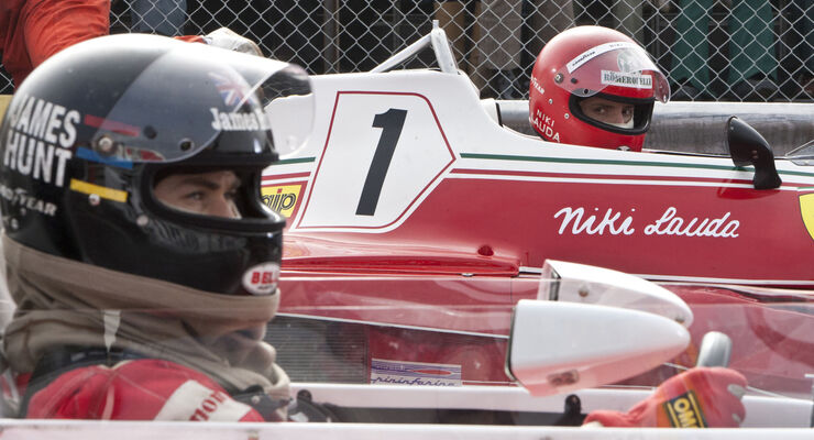 Niki Lauda - Rush Film Movie 2013