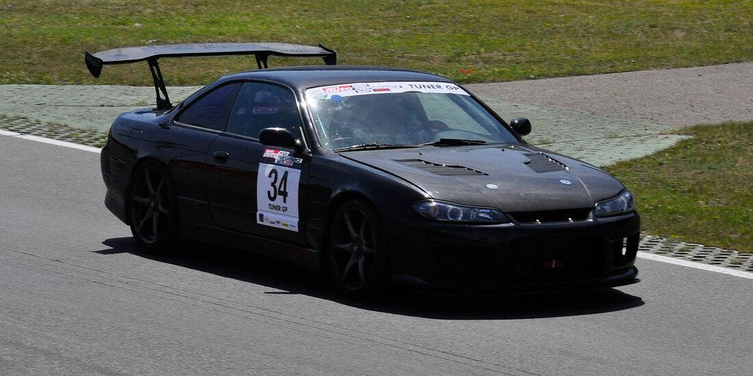 Nissan 200SX, Finallauf, TunerGP 2012, High Performance Days 2012, Hockenheimring, sport auto