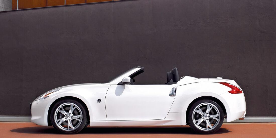 Nissan 370 Z Roadster