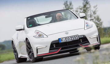 Nissan 370Z Roadster RS, Nismo Roadster, Cabrio