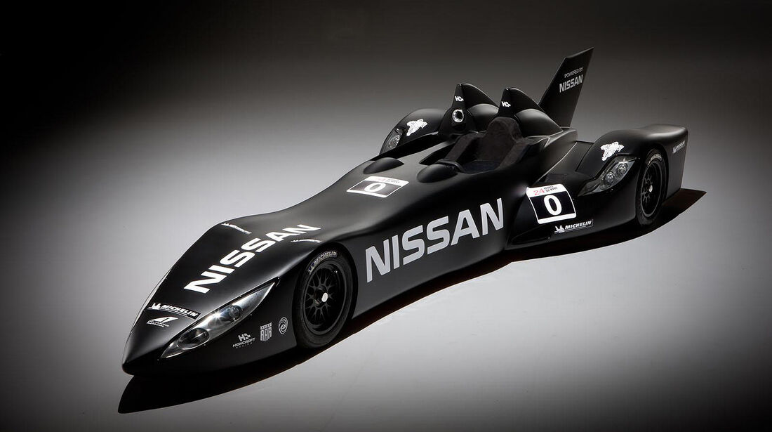 Nissan Deltawing, Tokyo Auto Salon 2013