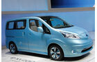 Nissan E-NV200 Concept Car, Autosalon Genf 2012, Messe