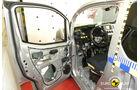Nissan Evalia EuroNCAP-Crashtest