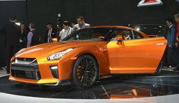 Nissan GT-R 2016, Seite