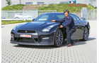 Nissan GT-R CBA-R35, Front