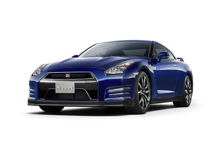Nissan GT-R Modelljahr 2011