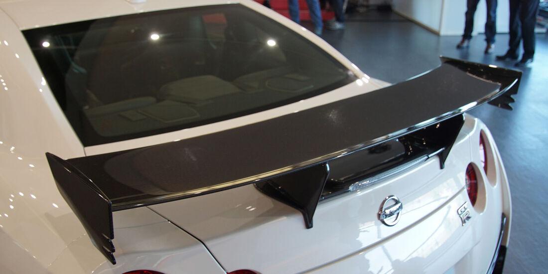 Nissan GT-R Nismo - Modelljahr 2017 - Vorstellung - Nürburgring