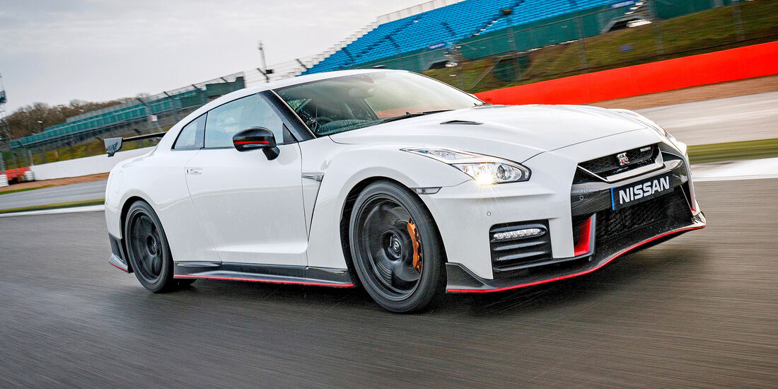 Nissan GT-R Nismo - Serie - Coupes ueber 150000 Euro - sport auto Award 2019