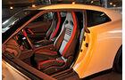 Nissan GT-R, Sitze