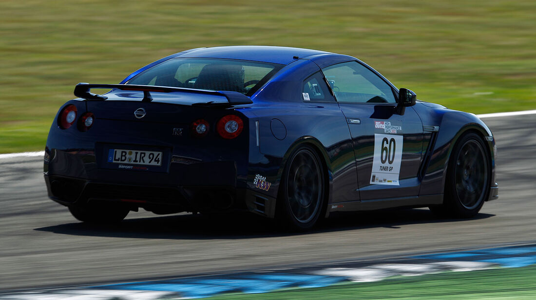 Nissan GT-R, TunerGP 2012, High Performance Days 2012, Hockenheimring
