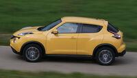 Nissan Juke 1.2 DIG-T, Seitenansicht