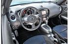 Nissan Juke, Cockpit, Lenkrad