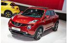 Nissan Juke, Genfer Autosalon, Messe 2014