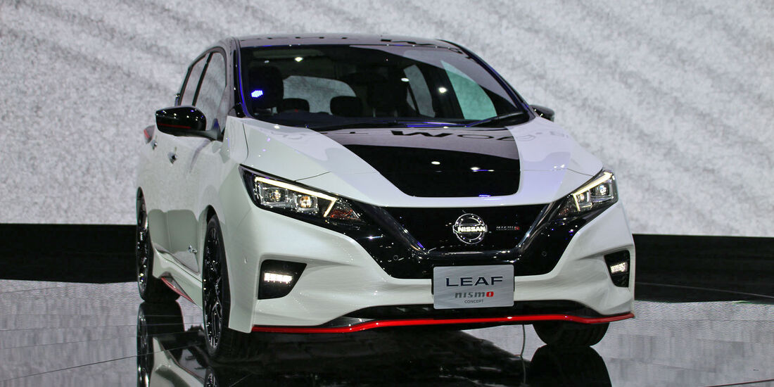 Nissan Leaf Nismo Concept Tokio Motorshow 2017