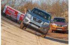 Nissan Leser Test Drive
