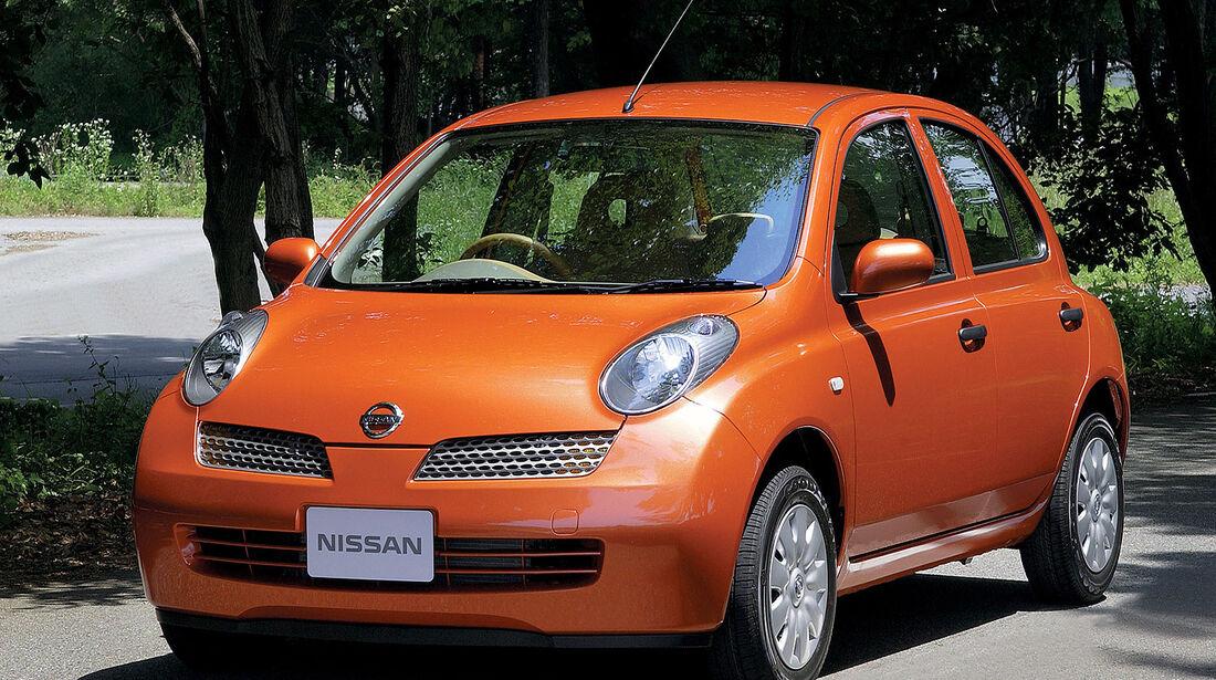 Nissan Micra (2003 - 2010)