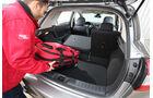 Nissan Pulsar 1.2 DIG-T, Kofferraum