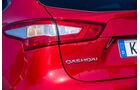 Nissan Qashqai, Typenbezeichnung