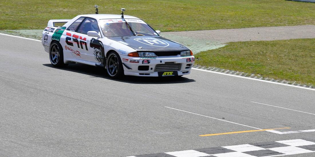 Nissan Skyline 32 GTR, Finallauf, TunerGP 2012, High Performance Days 2012, Hockenheimring, sport auto
