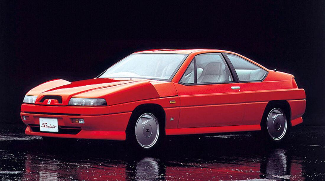 Nissan Stelvio