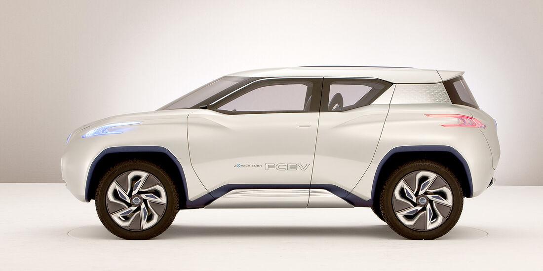 Nissan Terra WGM