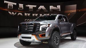 Nissan Titan 5.0 Cummins Turbodiesel