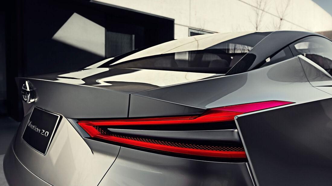 Nissan Vmotion 2.0 Concept NAIAS (2017)