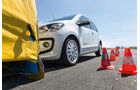 Notbremsassistenten, VW Up