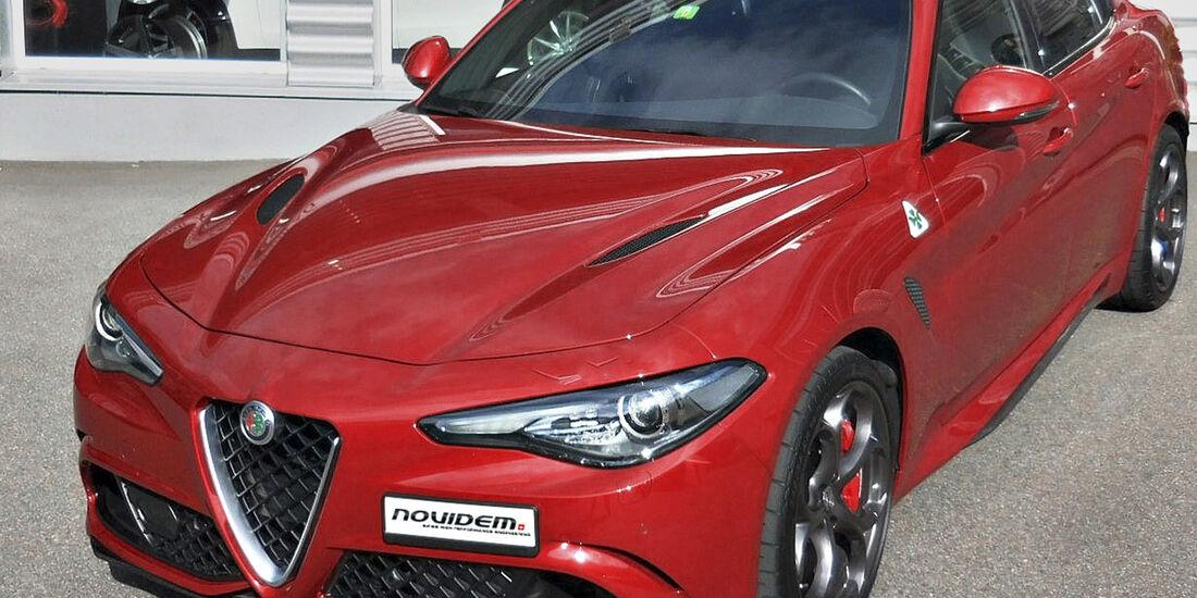 Novidem-Alfa Romeo Giulia QV