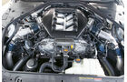Novidem-Nissan GT-R, Motor