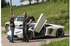 Novitec Lamborghini Torado, Scherentüre