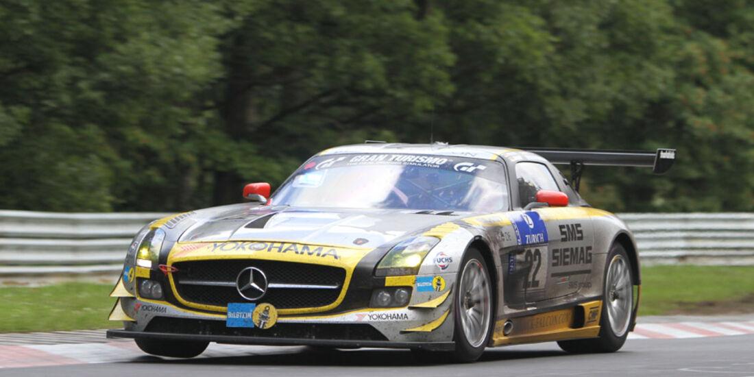 Nürburgring 24h 2011 Top Ten