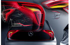 Öko Designautos Mercedes