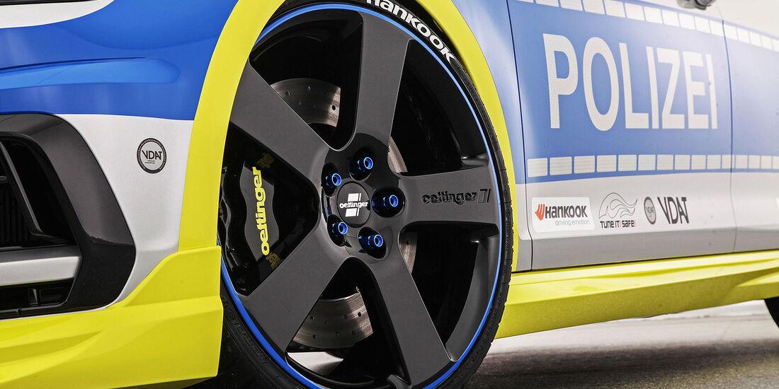 Oettinger VW Golf 400R Tune it Safe! 2017 Essen Motor Show