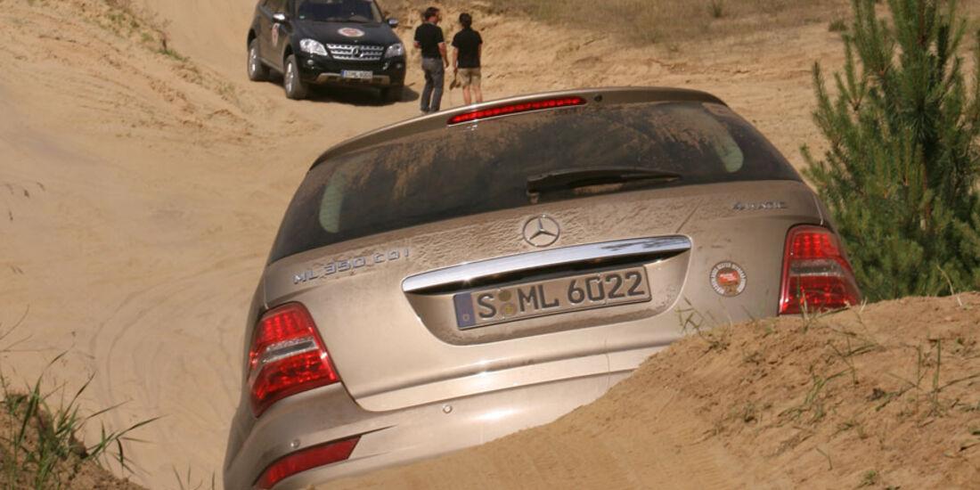 Offroad Challenge 2010, Mercedes ML