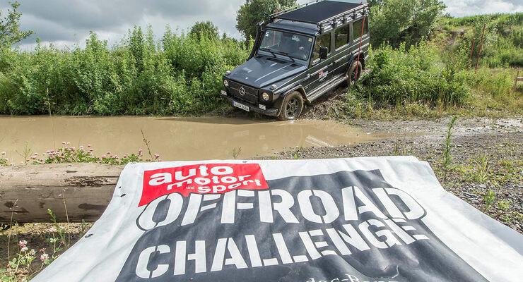 Offroad Challenge 2013, 2. Etappe