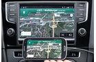 Online-Dienste, Smartphone, Navi