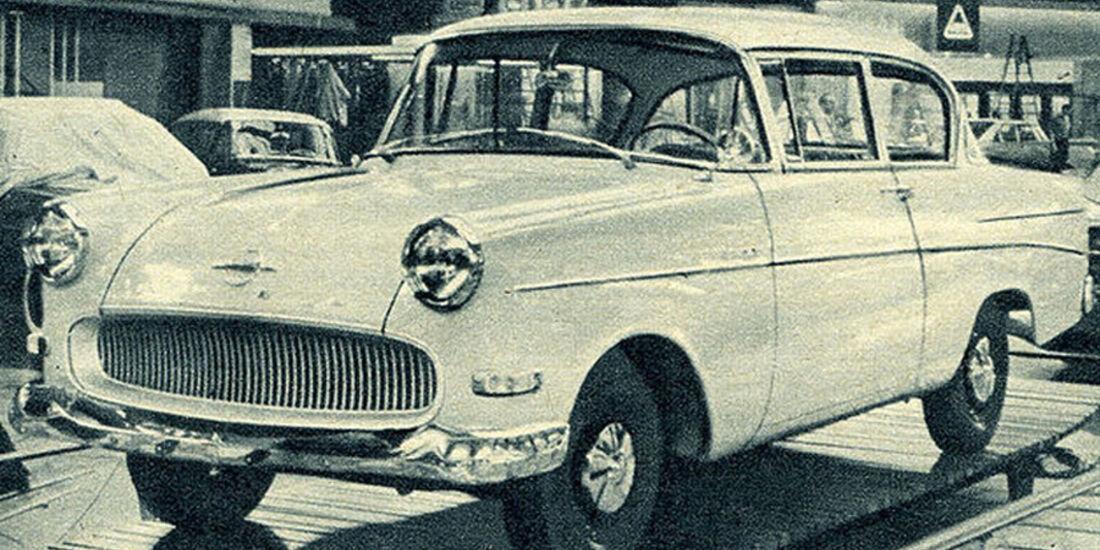 Opel, 1200, IAA 1959