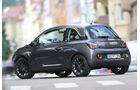 Opel Adam 1.2 Ecoflex, Heckansicht