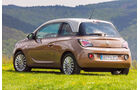 Opel Adam, Heckansicht