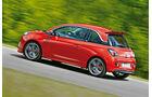 Opel Adam S, Seitenansicht