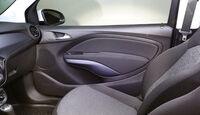 Opel Adam, Sitze