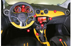 Opel Adam, Slam-Cockpit