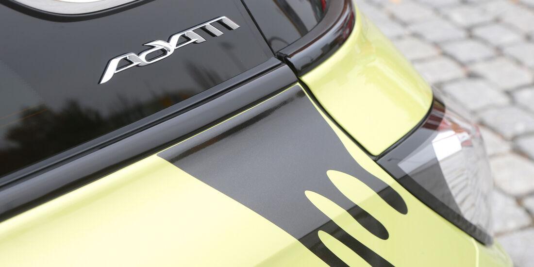 Opel Adam, Typenbezeichnung, Lack